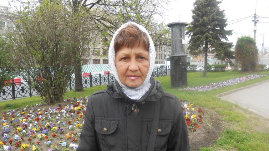 Вера Шихова - май 2017