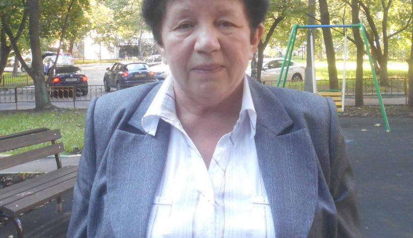 Нина Беляева - сентябрь 2016